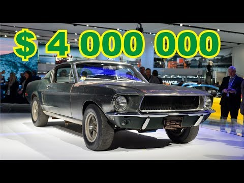 LOOK! Original 1968 Mustang Bullitt worth over $4 million