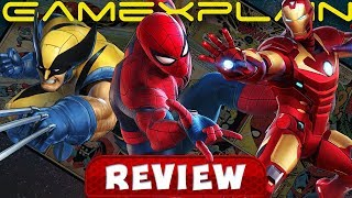 Marvel Ultimate Alliance 3 - REVIEW (Video Game Video Review)