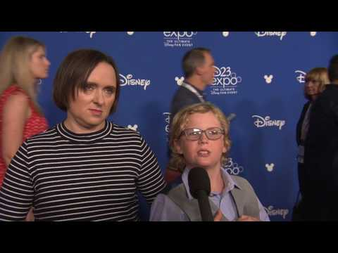 The Incredibles 2: Huck Milner & Sarah Vowell D23