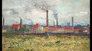 Impressionism in the Age Of Industry at the AGO Art Gallery Of Ontario, Toronto