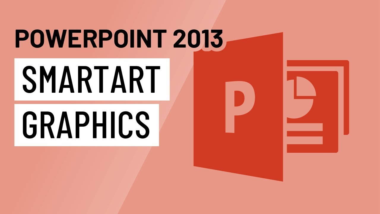PowerPoint 2013: SmartArt Graphics