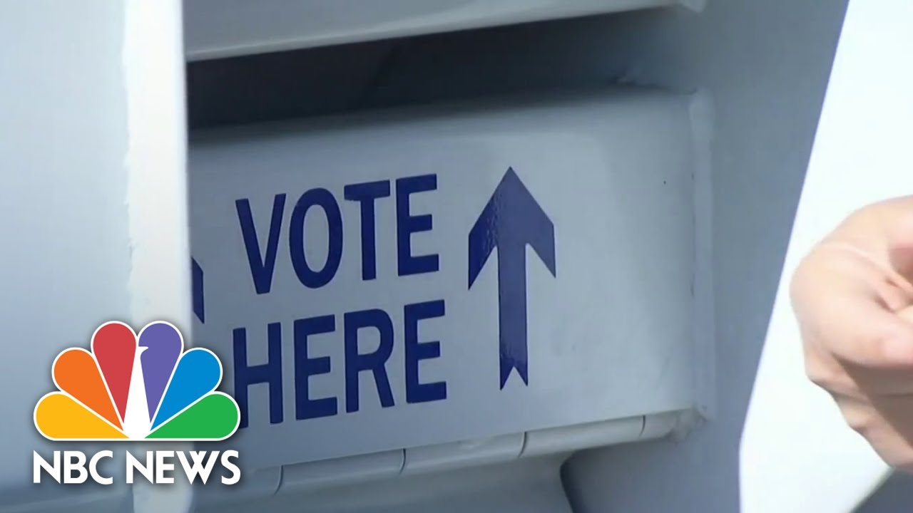 Download Voters Decide California Gubernatorial Recall Election