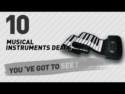 Musical Instruments // Amazon Black Friday Countdown Week