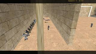 Counter Strike 1.6 Спецназ против Террористов