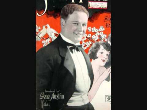 Gene Austin - The Sweetheart of Sigma Chi (1927)