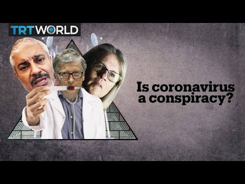 Download Is the coronavirus a conspiracy?