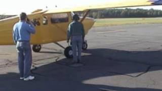 Repeat youtube video First Flight of Fred's Homebuilt Airplane