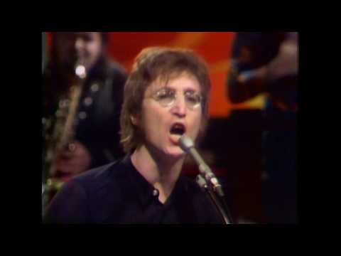 John Lennon It's So Hard (Live)  HQ