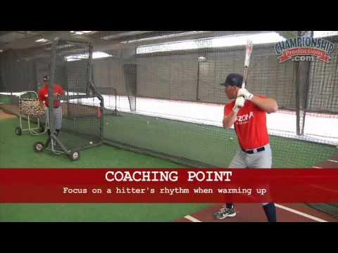 Gap-to-Gap: Game Preparation Hitting