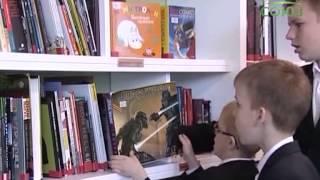 Библиотека школы Новодевичьего монастыря(В век цифровых технологий, и всеобщей информатизации книги не утратили своей актуальности. Доказательство..., 2015-06-12T19:25:16.000Z)