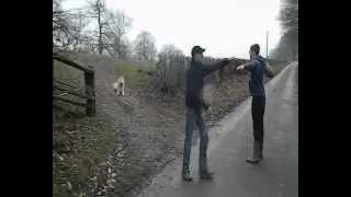 Security Dog Handler Training 2
