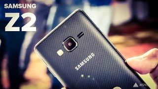 Samsung Z2 hands on review (COMPLETE)