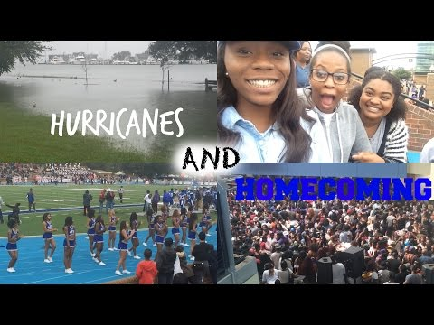 Livin with Lenny: Hurricane Joaquin and Homecoming 2015