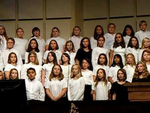 GA Honor Chorus 2011-Where the Music Comes From