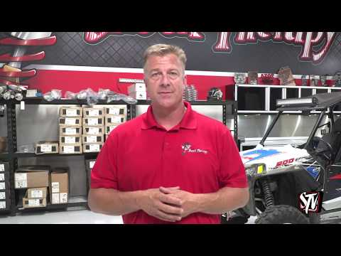 Polaris RZR XP 900 Shock Therapy Dual Rate Spring Kit Tutorial