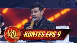 Uda Beniqno : Kurang Greget Apa Sih Penampilan Abi, Good!! - Kontes KDI Eps 9 (16/8)