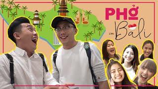[PHO GO] Phở đi Bali cùng các Youtuber (Viral Fest Asia 2016) [Phần 1]