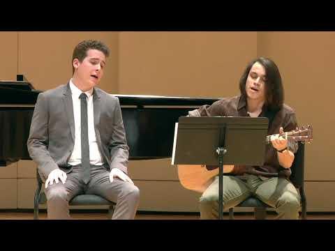 Hayden Gray - Senior Recital