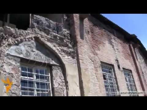 Старый Ереван мечеть забытая в Конде
