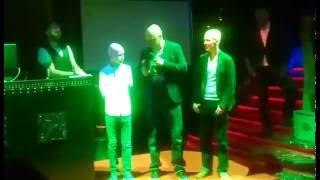 Club bald 02 06 2016 День лысых. Гоша Куценко и дети с алопецией.