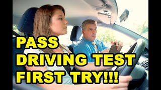 How to Pass Your Drivers Test – Driving Test Secrets!