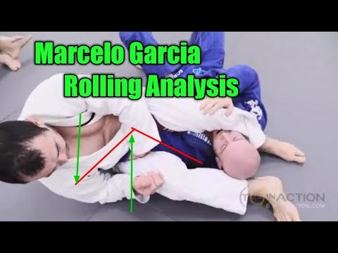 BJJ Roll Analysis - Marcelo Garcia vs Dan Covel