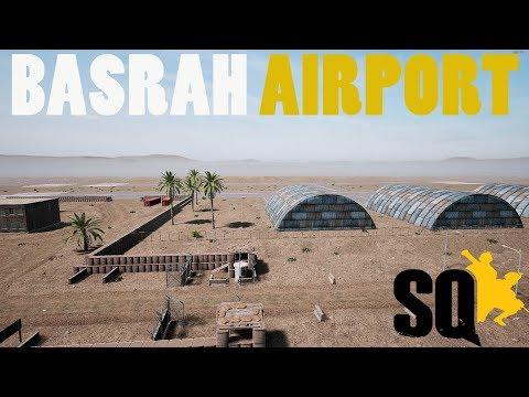 SQUAD - Defending Basrah Airport|V11 Gameplay