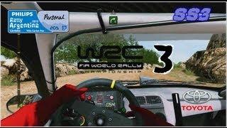 WRC 3 - Toyota Celica Turbo 4WD