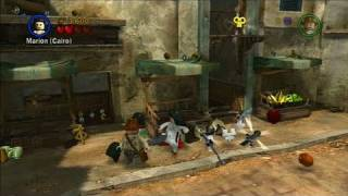 LEGO Indiana Jones: The Original Adventures PlayStation 3