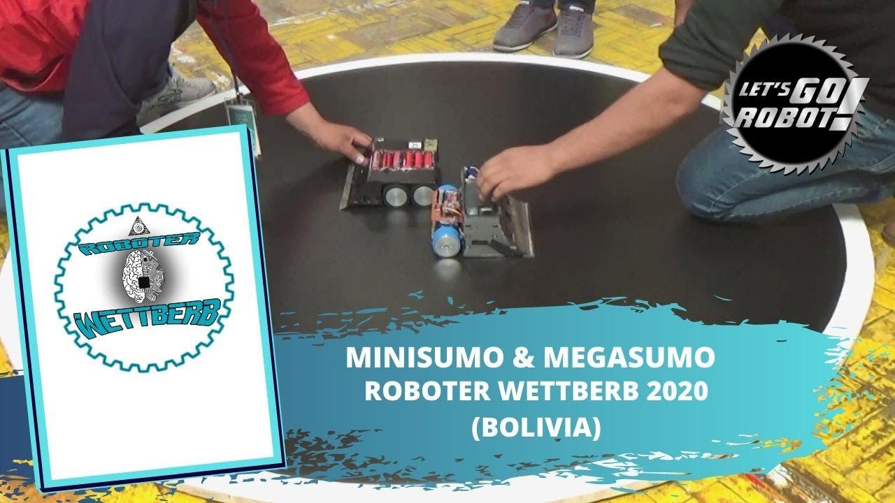 Robot Challenge 2015 Megasumo Qualifications .. vs . 9