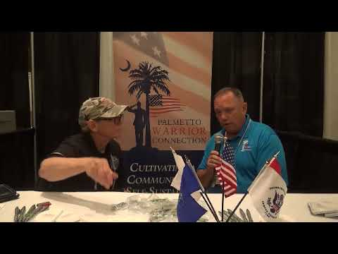 Watch John Wiggins 30-Years (Ret) Marine, Operations Manager at Palmetto Warrior Connection