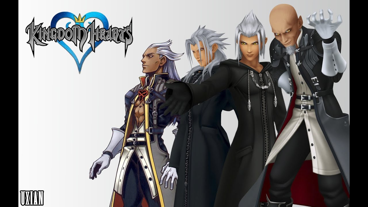 Xehanort's Forms and Vessels - YouTube