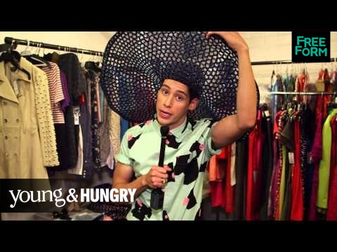 Download Backstage Tour of Mystery Girls with Miguel Pinzon | Freeform