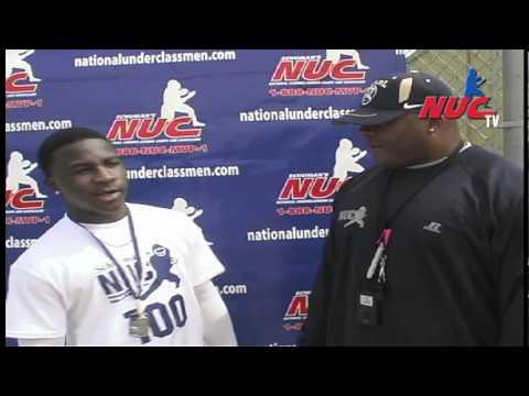 NUC Jackson, MS- Xavier Yancey Interview