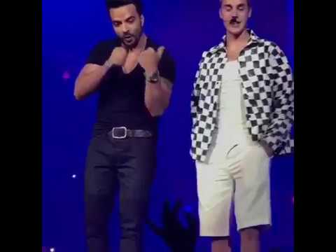 Thumbnail: JUSTIN BIEBER SINGING DESPACITO PURPOSE TOUR W/ LUIS FONSI