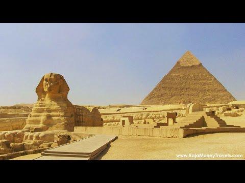 Amazing Egypt  Tours and Travel  Tourism Video - Raja Money Travels