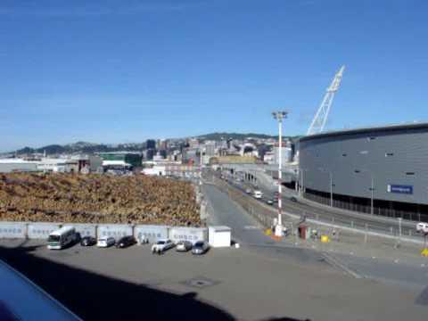 Wellington and Westpac Stadium  (New Zealand)