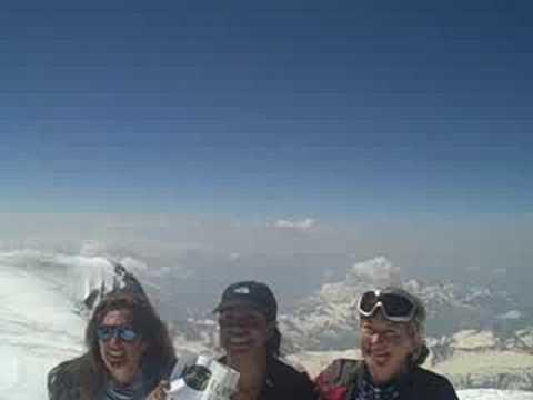 Mt Elbrus Russia 5642 m for women in Congo and Uganda