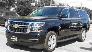 2015 Chevrolet Suburban: Review