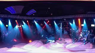 FAUSTO & KATE  Bachata Dance Performance 360° VR Video At THE SALSA ROOM