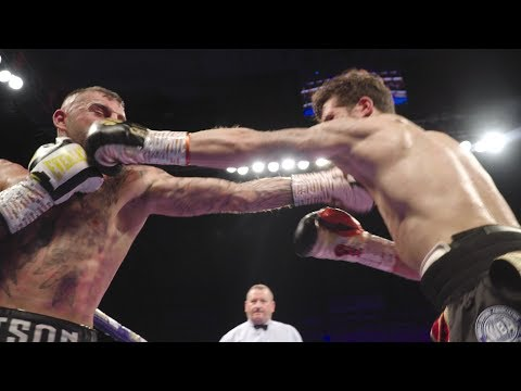 Fight Week | Ritson Vs Davies Jr, Fitzgerald Vs Cheeseman (Behind The Scenes)