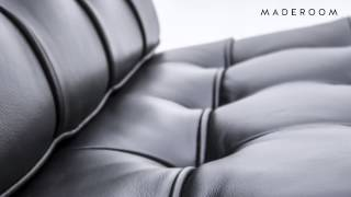 Кресло Barcelona chair (Обзор Maderoom.ru)