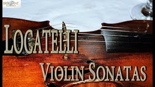 Locatelli: Violin Sonatas