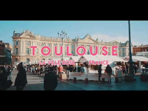 Toulouse - la ville rose