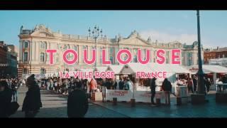 Toulouse - la ville rose