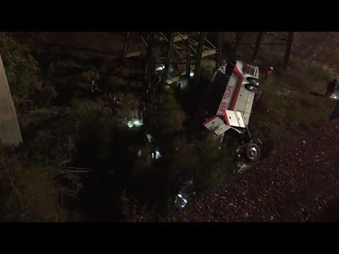 1 Dead in Disney Trip School Bus Crash