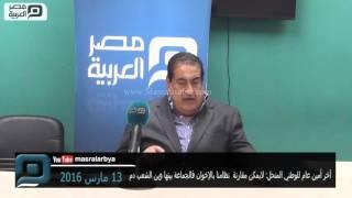 مصر العربية | محمد رجب : لايمكن مقارنة  نظامنا بالإخوان فالجماعة بينها وين الشعب دم