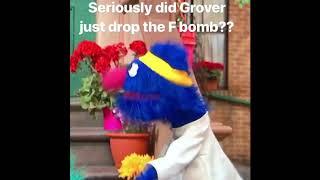 Did Grover drop the F bomb?  The Next Laurel vs Yanny? - Elmo