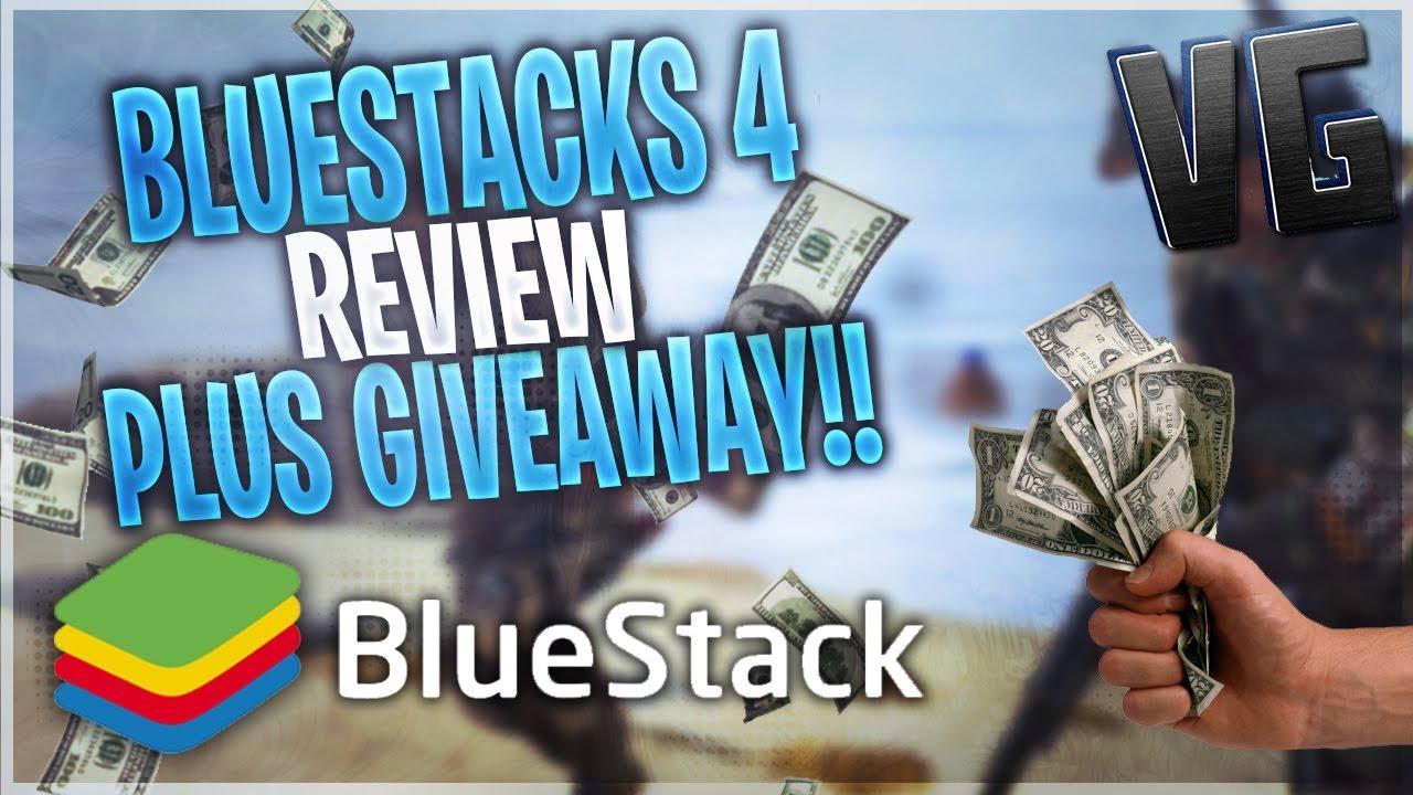 Introducing BlueStacks 4 + GIVEAWAY!!