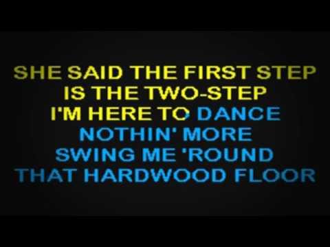SC2127 04   Byrd, Tracy   First Step, The [karaoke]